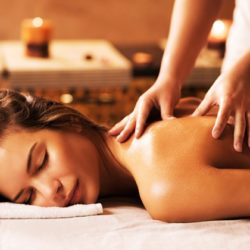 Full body oil massage benefits
