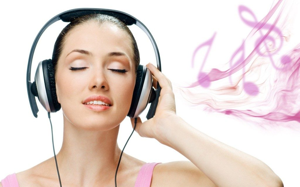 Listening music benefits