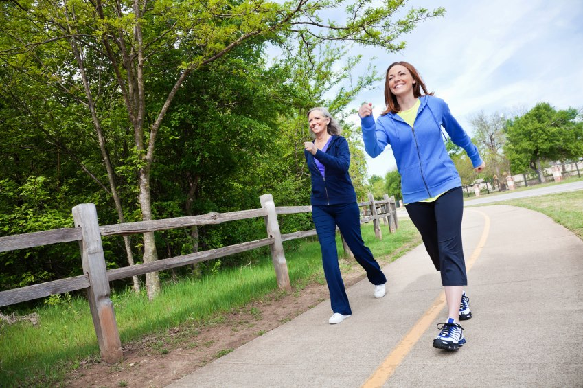 Aerobic exercise benefits